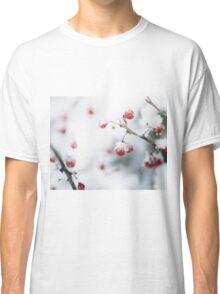Snowy Berries Classic T-Shirt