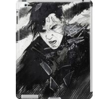 INTO DARKNESS iPad Case/Skin