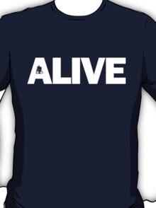 Alive Black T-Shirt