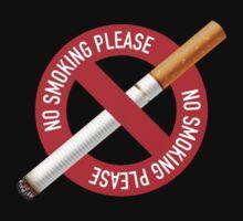 No smoking Kids Clothes