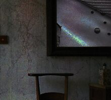 couloir noir by monnom