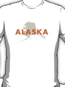 Alaska - Red T-Shirt