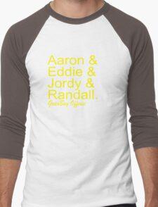 GreenBay Offense Men's Baseball ¾ T-Shirt