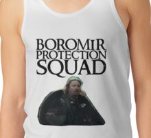 Boromir Protection Squad Tank Top