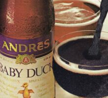 BABY DUCK Sticker