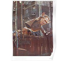 Bush Stunt Double Doppelganger Poster