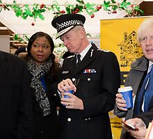 Sir Bernard Hogan-Howe Met police london by Keith Larby