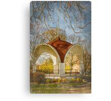 Montebello Park Band Shell Canvas Print