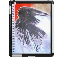crow 1 iPad Case/Skin