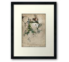 Daydream Framed Print