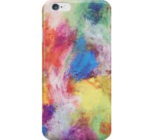 """In a Dream No.5"" original abstract artwork by Laura Tozer iPhone Case/Skin"