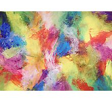 """""""In a Dream No.5"""" original abstract artwork by Laura Tozer Photographic Print"""