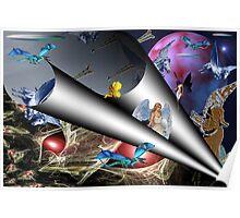 Interdimensional: rb/apophysis realm Poster