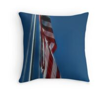 Always Faithful Throw Pillow