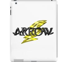 Tv Series Arrow and Flash cross-over 2 iPad Case/Skin