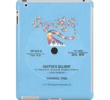 Rapper's Delight iPad Case/Skin