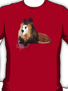 Pandelion - The Lion Who Wanted to be a Panda. T-Shirt
