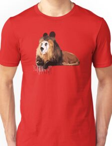 Pandelion - The Lion Who Wanted to be a Panda. Unisex T-Shirt