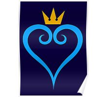 Kingdom Hearts - Symbol Nerdy Must Have Poster