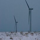 Wind Power - Part of the Solution? by RLHall