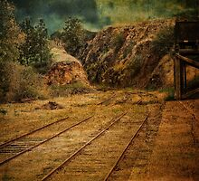 End of the Line by Fotokuns