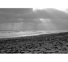 Cloud and Sun Photographic Print