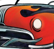 Hot Rod Sticker