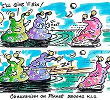 Planet Chauvinist by EnPassant