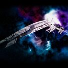 SR2 Normandy by ReelSorcery