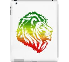 King of the Pride RASTA iPad Case/Skin