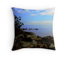 Lake Ontario 2 Throw Pillow