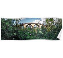 Lapstone Railway Bridge Poster