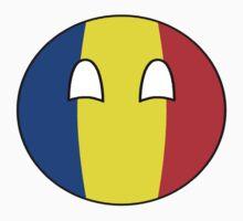 Romania Ball T-Shirt
