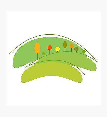 Eco Planet Photographic Print