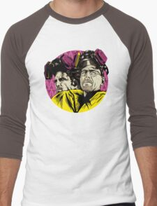 Science BITCH Men's Baseball ¾ T-Shirt