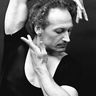 The great Russian Ballet Dancer Valery Panov by Daniel Sorine