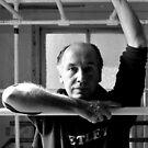 The late, great choreographer Glen Tetley by Daniel Sorine