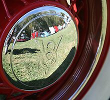 V8 Reflection by Jason Adams