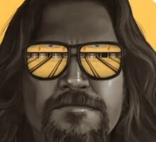 The Dude - Greets You Sticker