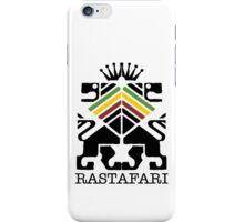 Rastafari BLK iPhone Case/Skin