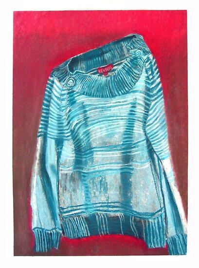 'Revival Stripey Sweater' by ellejayerose