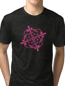 Mandala 26 Pretty In Pink Tri-blend T-Shirt
