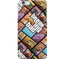 Breaking Bad: GTA (Clean) iPhone Case/Skin