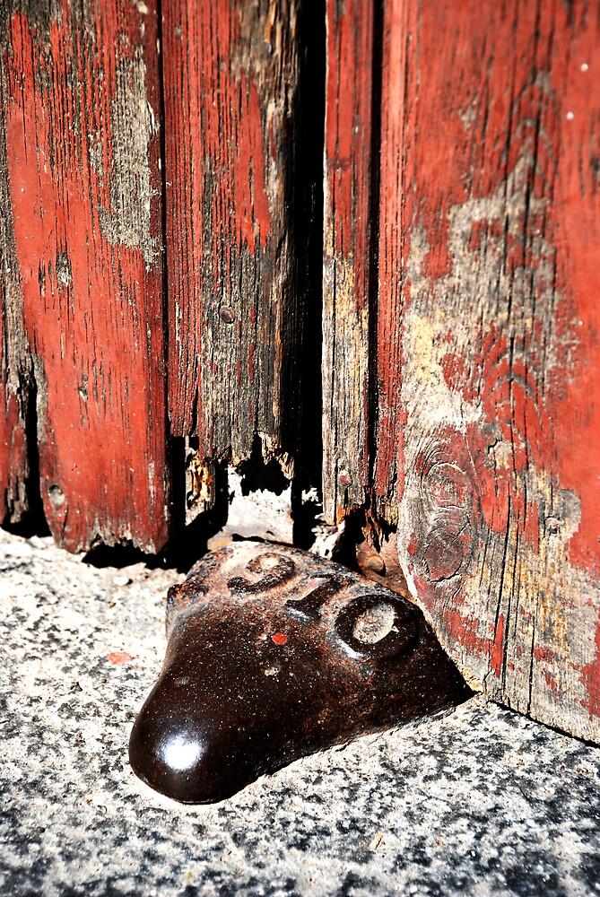 Doorstop by simonday