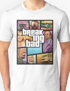 Breaking Bad: GTA (Clean) T-Shirt