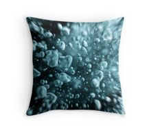 In Defiance of Gravity Throw Pillow