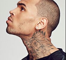 Chris Brown by rzeschitz