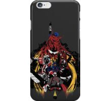 Fight the Powah! iPhone Case/Skin