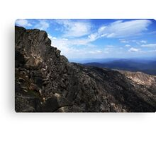 Mt. Buffalo... Canvas Print