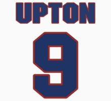 National baseball player B.J. Upton jersey 9 by imsport